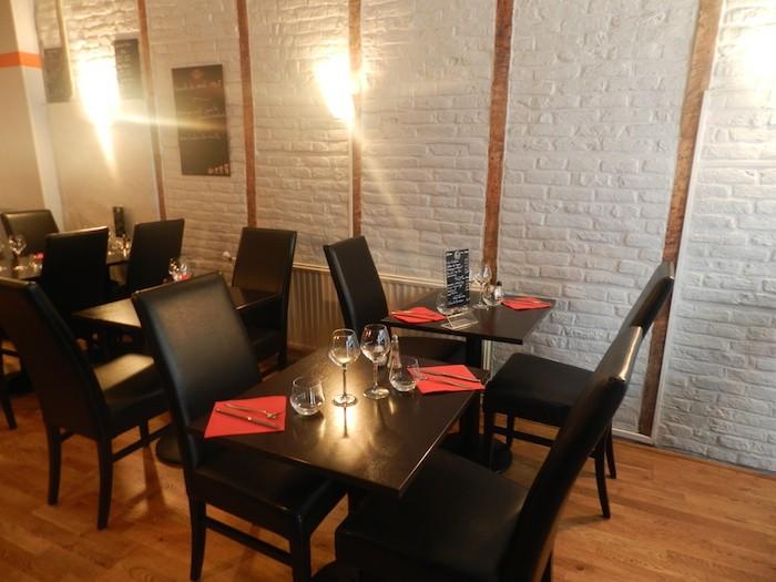 Photos Atmosphere Dishes A La Table De Louise Lille